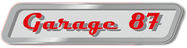 Garage87 Logo