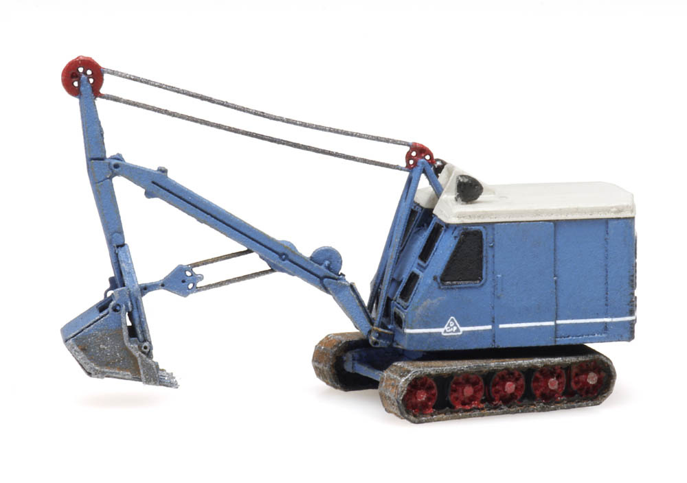 Artitec 387.410 Krupp-dolberg Escavatore pronto modello ho 1:87 NUOVO
